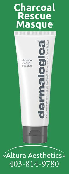 Has Your Face Been Looking Dull Lately? Give Dermalogica's Charcoal Rescue Masque a Try — Altura Aesthetics Dermalogica, Body Love, Activated Charcoal, How To Find Out, How To Make, Natural Looks, Your Skin, It Works, Hair Care