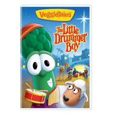 Mama to 4 Blessings - Our Homeschool Blog: VEGGIETALES - LITTLE DRUMMER BOY DVD + O HOLY NIGHT CD REVIEW & GIVEAWAY -- 2 winners will receive BOTH products! http://mamato3blessings.blogspot.com/2011/10/veggietales-little-drummer-boy-dvd-o_27.html