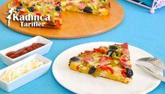 Patates Pizzası en nefis nasıl yapılır? Kendi yaptığımız Patates Pizzası'nin malzemeleri, kolay resimli anlatımı ve detaylı yapılışını bu yazımızda okuyabilirsiniz. Aşçımız: Pembe Tatlar How To Make Potatoes, Pizza Ingredients, Mexican, Cooking, Ethnic Recipes, Food, Pizza, Kitchen, Essen