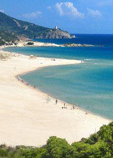 The south of Sardinia boasts a relatively unspoilt coastline with spectacular beaches and Caribbean-like turquoise sea. Sardinia Beaches, Sardinia Italia, Pula, Alps, West Coast, Places To See, Seaside, Costa, Caribbean