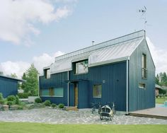 Finnish tradition meets modern architecture