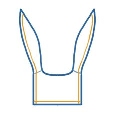 Here it is, the two piece sailor collar tutorial! Before we get started i want to say that this is a tying collar! Many of the tutorials i f...