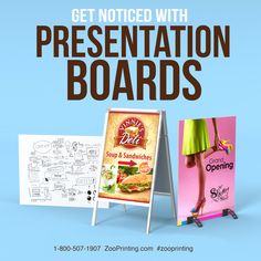 Retail Spring Sales are Just Around the Corner! Presentation Boards are perfect for small boutiques or large chain stores. Whatever your clientele size is we at Zoo Printing can accommodate you. Check our site to see all the options we offer.  Zoo Printing Wholesale Printing. Sign Up Free Today! http://zooprint.us/6ISkL #Printing #GraphicDesigners #WholesalePrinting #ZooPrinting #PresentationBoards
