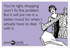 shopping #quotes #funny