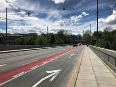 #bridge #road #sky #clouds #blue #lorrainebrücke #bern #switzerland