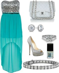 my dream outfit for prom