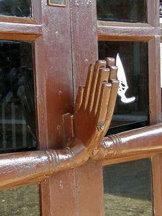 """""""Namaste door..."""""""