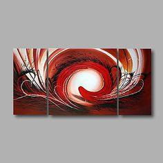 【今だけ☆送料無料】 アートパネル  抽象画1枚で1セット レッド ホワイト ドラゴン 渦巻き【納期】お取り寄せ2~3週間前後で発送予定