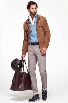 Good example of combination, keep it simple and clean.. #men #style #fashion
