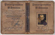 Dokumenty Totenkopf styczeń 1943