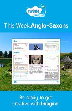 Discover our latest Twinkl Imagine resource! This week, explore our cross-curricular teaching ideas and resources all about the Anglo-Saxons. Anglo Saxon Facts, Anglo Saxon Kings, Ancient Egyptian Art, Ancient Aliens, Ancient History, European History, American History, Alfred The Great, King Do