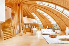 For Under $1M You Can Buy a Dome Home in New Paltz That Rotates ...