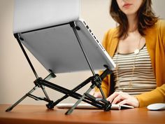 The Roost - Stop hunching over your laptop! by James Olander — Kickstarter