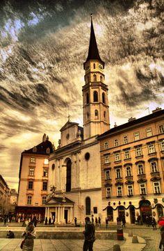 Vienna, Wien, Austria by Nejc-K on deviantART