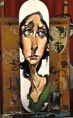 Street Artist: Sive One