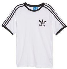 Men s Adidas Originals California T-Shirt Mens Retro Shirts de2f808bb