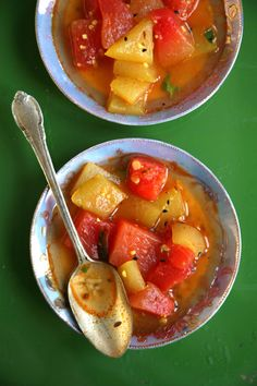 Watermelon Curry | SAVEUR