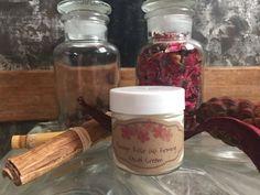 Borage Rose Hip Firming Facial Cream by AradiasAlchemy on Etsy