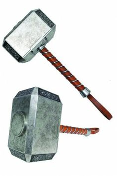 halloween 1 1 customized for avengers thor hammer replica prop