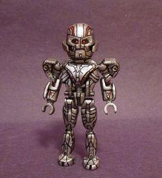 Ultron Prime V2 Minifigure