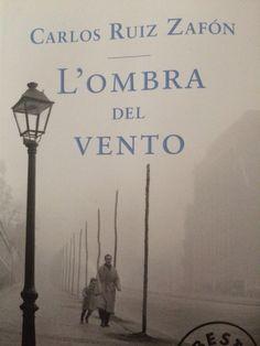 L'ombra del vento Carlos Ruiz Zafon