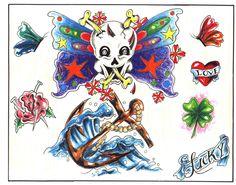5.000+ Tattoo Vorlagen Kollektion in hoher Qualität.