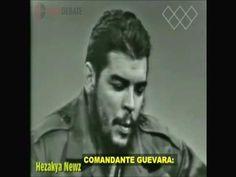 Rescatan histórica entrevista de Ernesto Che Guevara con CBS en 1964 (+ Fotos y Video) | Kaos en la red