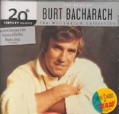 Burt Bacharach -=- Shown on Album Cover :: 20th Century Masters - The Millennium Collection: The Best of Burt Bacharach . . . I was Speechless (Almost) to Meet My Musical Idol & Inspiration for my Study of Accordion Music!  I got a Golden Chance to Speak to him about it @ an Album Signing [Recorded with Houston Symphony Orchestra] in the Galleria in Houston, Texas in the Early 1980's, One of the Best Experiences of My Life !!  ♥༻