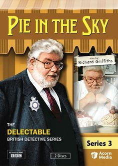 Available in: DVD.This box set contains the final season of the BBC's comic detective series Pie in the Sky, starring Richard Griffiths (Harry Detective Series, Mystery Series, Sky Tv, Masterpiece Theater, Masterpiece Mystery, Pie In The Sky, Tv Times, It Goes On, My Escape