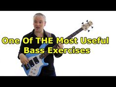 One Of THE Most Useful Bass Exercises - Cycle Of 4ths and Notes On The Neck Combined - YouTube
