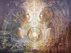 Un espacio para el Alma......: Almas Gemelas y el Destino – Vínculos a lo Largo d...