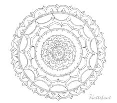 Click here for this Mandala!