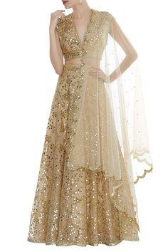 Shop Seema Khan Mirror work blouse with lehenga & dupatta , Exclusive Indian Designer Latest Collections Available at Aza Fashions Lehenga Dupatta, Bridal Lehenga Choli, Sari, Anarkali, Indian Bridal Outfits, Indian Designer Outfits, Designer Dresses, Designer Wear, Mirror Work Lehenga