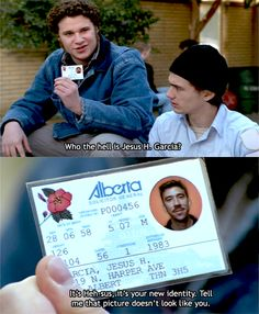 Freaks and Geeks - haha this is the line I quote most often. Love the Schwartzman!
