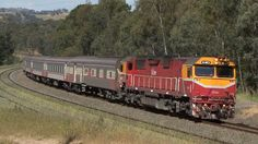 More Trains on the North East: Australian Trains