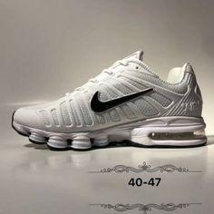 ef7e5aeea109 Mens Nike Air Shox TL3 Footwear White black Mens Nike Air