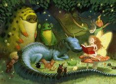 Actividades para Educación Infantil: ¿Cómo contar cuentos a los niños y niñas de 4 a 6 años? BEATRIZ MONTERO
