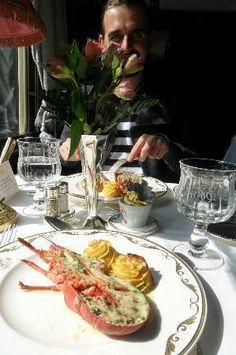 Venice Simplon Orient Express -  beautiful presentation