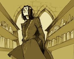 In the Dungeon, by Abigail Larson