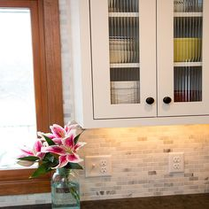 new plates and bowls cabinet in kitchen remodel Cabinet Companies, Custom Cabinets, Plates And Bowls, Countertops, Kitchen Remodel, Kitchen Cabinets, Flooring, Design, Home Decor