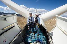 Despite foot-draggers in Congress, wind turbine company adding 800 jobs to Colorado manufacturing
