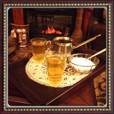 Do you want to Yawn-Soon!!?? How to make anise tea (yansoon)