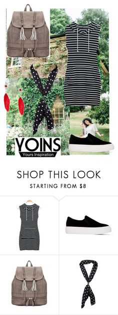"""""""@yoinscollection#yoins"""" by fashionshelter ❤ liked on Polyvore"""