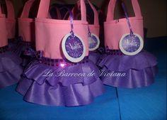 bolsitas de violetta y otros personajes x10u.