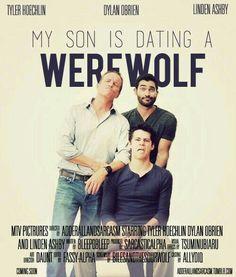 teen wolf, sterek, and werewolf resmi Stiles Teen Wolf, Teen Wolf Boys, Teen Wolf Dylan, Teen Wolf Memes, Teen Wolf Funny, Derek Hale, Solangelo, Dylan O'brien, Malec