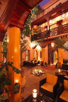La Maison Arabe, riad hôtel à Marrakech