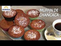 muffin de chancaca y coco