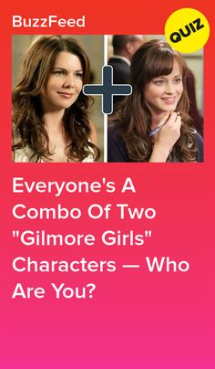 """Everyone's A Combo Of Two """"Gilmore Girls"""" Characters — Who Are You? I got Logan and Rory Gilmore Girls Lorelai, Luke And Lorelai, Gilmore Girls Quotes, Estilo Rory Gilmore, Rory Gilmore Style, Rory Gilmore Hair, Gilmore Girls Characters, Gilmore Gilrs, Gilmore Girls Fashion"""