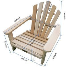 Pottery Barn Kids shares nursery furniture ideas that are innovative and also fu… - Rocking Armchair Diy Furniture Chair, Diy Chair, Nursery Furniture, Pallet Furniture, Furniture Projects, Rustic Furniture, Woodworking Furniture, Woodworking Plans, Woodworking Projects