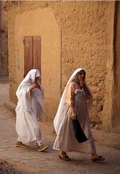 Morocco.Figuig.oldest ksar (district).2009